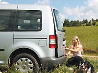 AIR-SAFE en el Caddy: ventilación segura.