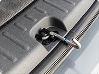 AIR-SAFE para VW Caddy y VW T6.1/T6/T5 sin cierre final asistido.