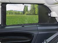 FLYOUT ventana giratoria derecha Mercedes-Benz Clase V Marco Polo & HORIZON & ACTIVITY (2014 ➞)