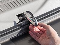 AIR-SAFE® VW T6/T5 California: ventilación segura.