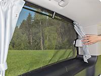 FLYOUT ventana giratoria derecha Mercedes-Benz Clase V MP HORIZON & ACTIVITY (2014 ➞).